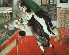 Marc Chagall, Jubileum, 1923