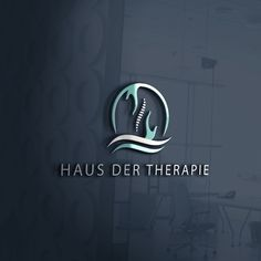 Create a modern logo for a physiotherapy practice with (medical) fitness studio by MNK Design