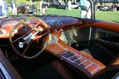 Charming 1960 Di Dia Custom Car Interior Photographed By Douglas At The 2010 Amelia  Island Concours Du0027Elegance.