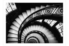 Randy Faris, Spiral Staircase