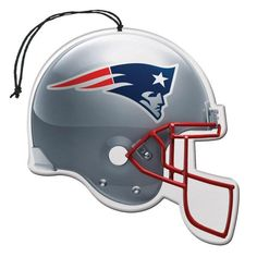 New England Patriots Air Freshener Set - 3 Pack