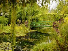 cool nature normandy garden france monet giverny photo gallery wallpaper