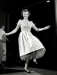 Betty White photographed byEarl Theisen for Look magazine, 1954