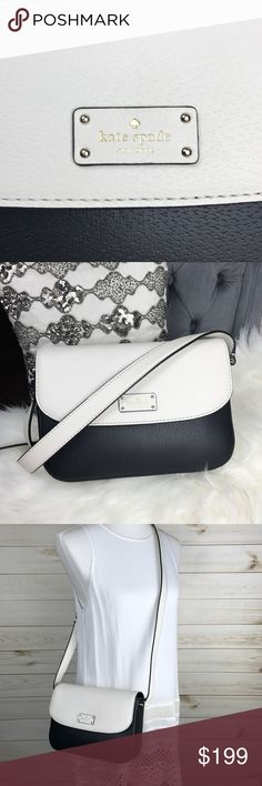 Kate Spade Alycia Crossbody NWT - Perfect Condition - Never Used! Bundle with the matching wallet for a discount! kate spade Bags