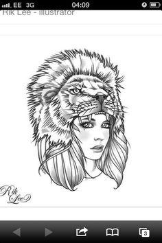 Resultado de imagen para girly lion crawling