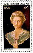 South Africa 1976 Emily Hobhouse Fine Mint SG 408 Scott 469 Condition Fine MNH Only one post charge applied on African History, Women In History, Family History, Past Tense, Beaches In The World, Most Beautiful Beaches, Stamp Collecting, Writing A Book, Postage Stamps