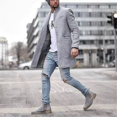 veste longue et chaude à texture élégante - nikiluwa.com