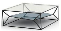 Niche London's 'Avro' coffee table. £1, 260. www.nichelondon.com