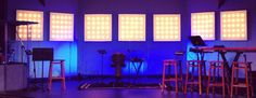 Light Boxes | Church Stage Design Ideas
