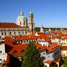Prague is the capital and largest city of the Czech Republic. Go now!