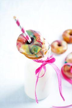 Márványos minifánk recept Russel Hobbs, Donuts, Cake, Food, Frost Donuts, Beignets, Kuchen, Essen, Meals
