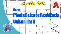 Planta Baixa de Residência Unifamiliar II – Aula 08/52 - Visualização e ...