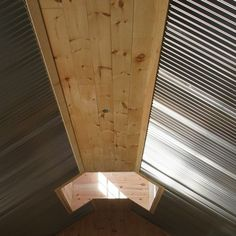 Corrugated Metal Design Ideas, Pictures, Remodel, and Decor - page 28