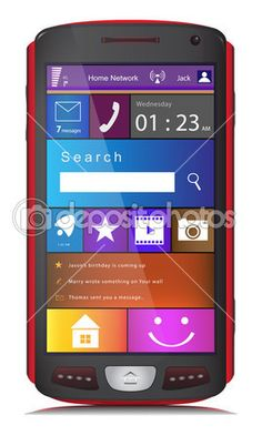 Mobile Phone. Windows 8