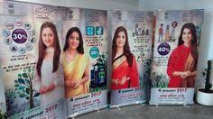 TV stars promoting MOUD's Swachh Survekshan