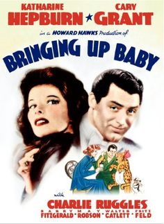 Amazon.com: Bringing Up Baby: Katharine Hepburn, Cary Grant, Charlie Ruggles, Barry Fitzgerald: Movies & TV