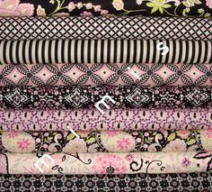 Yard Bundle  Dena Designs Fabric McKenzie Collection by mimis