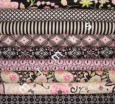 Yard Bundle Dena Designs Fabric McKenzie Collection by mimis