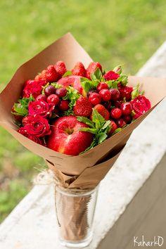 фруктові букети