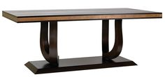 15.HOUGHTON DINING TABLE