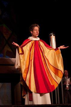 The Presiding Bishop of the Episcopal Church