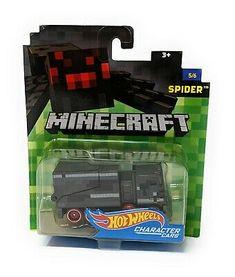 Hot Wheels Minecraft Spider Die-cast Vehicle for sale online Minecraft Hot Wheels, Minecraft Spider, Retro 9, Car Set, Chevrolet Trucks, Chevy Silverado, Arcade, Diecast, Fan Gear