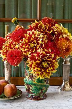 Love Flowers, My Flower, Fresh Flowers, Flower Power, Beautiful Flowers, Flower Centerpieces, Floral Arrangements, Flower Arrangement, Garden Inspiration