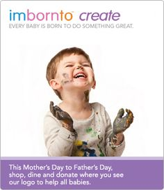 "March of Dimes launches ""imbornto"" cause marketing campaign   #nonprofit #fundraiser #pinup #causemarketing #marketing  #campaign http://www.imbornto.com/campaign.html"