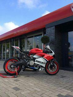 Ducati 899 Panigale Audi Racing