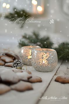nelly vintage home: Candlelight Christmas