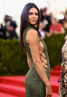 Kendall Jenner MET 2015
