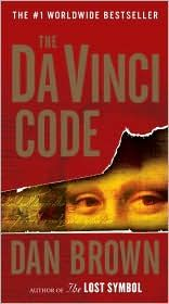 Da Vinci Code. I started reading this book at a friends house one night and what I read of it was interesting.