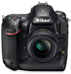 My Must Have For 2012 - More For The Video Than The Stills, But I'm Sure It Will Become Our Go To Machine Just Like The D3 Before It