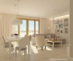 classical interior - living room | artstudio