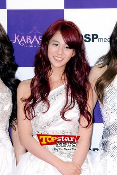 K-POP STAR 'KARA'  카라(KARA) 한승연, '귀여운 눈웃음은 여전하네' …카라(KARA) 콘서트 현장