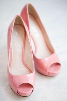 Peeptoe in pink!