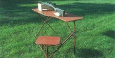 Knothole Designs Model 2000 Portable Shooting Bench