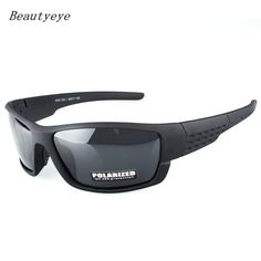 05e13363df2 Beautyeye NEW Hot Sale Quality Sports Sunglasses Men Polarized Women Sun Glasses  Driving Gafas De Sol Hipster Essential