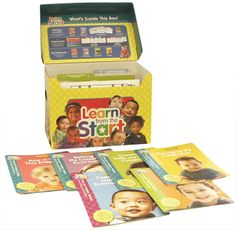 Learn from the Start is a complete curriculum for early childhood education, designed to be used by anyone!