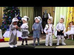 Танец мальчиков зайчиков - Новогодний Утренник в детском саду - YouTube