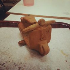 vespa in clay