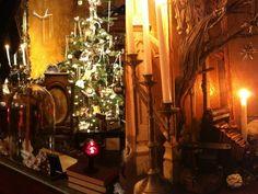 Gothic Christmas Tree | gothic christmas | JON & LINNAE'S CHRISTMAS TREE | Asiel Design ...