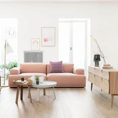 We are loving that the chunk is back. The cycle of trends has led us from the sleek and square of midcentury design into what is decidedly the opposite. While 70's interior design has been back for a long time (possibly even before this huge 70's fashion trend), we are finally seeing furniture that feels... Read More …