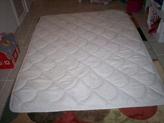 Select Comfort Sleep Number Queen Pillow Top Cover Only | eBay