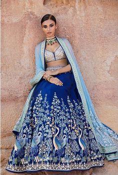 15 Anita Dongre Lehenga Designs With Prices - SetMyWed Dress Indian Style, Indian Fashion Dresses, Indian Designer Outfits, Indian Designers, Designer Bridal Lehenga, Indian Bridal Lehenga, Pakistani Bridal, Pakistani Suits, Indian Wedding Outfits
