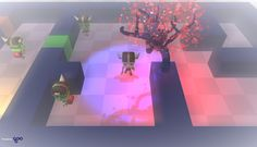 The Desktop Game and Mobile Game entries for the... - Goo Blog - read about WebGL and HTML5 stuff