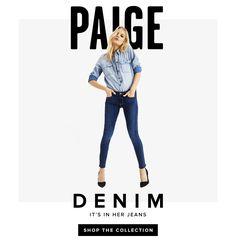 PAIGE DENIM. Shop Now.. #Newsletters of #Revolve via socialmail.com