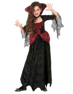 Noble vampire Halloween kids costume black-red cheap carnival costumes at Carnival Megastore Noble vampire Halloween kids costume black-red cheap carnival costumes at Carnival Megastore Karneval-Megastore karnevalonline Kinderkost me Scuba Diver Costume, Dress Up Outfits, Dresses, Halloween Vampire, Halloween Disfraces, Carnival Costumes, Black Girl Fashion, Halloween Costumes For Kids, Paper Plates