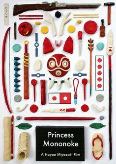 Créer une affiche avec les objets d'une histoire, comme Jordan Bolton