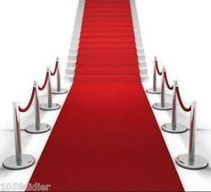 TAPIS ROUGE Décoration de Salle MARIAGE EGLISE CINEMA CEREMONIE 4,60 mètres in Maison, Fêtes, occasions spéciales, Articles de fête | eBay                                                                                                                                                                                 Plus